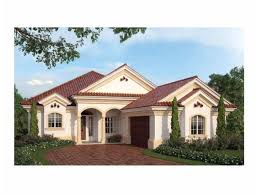 2500 Sq Foot House Plans Mediterranean House Plan With 2500 Square Feet And 3 Bedrooms From
