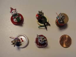 season season astounding mini ornaments