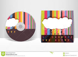 design cd cover cd cover design template stock photos image 35300243