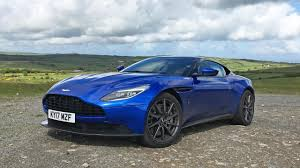many aston martins spotted around a weekend in an aston martin db11 top gear