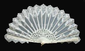 held fans for wedding wedding fan made for a customer who needed it to match