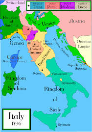 Assisi Italy Map by The Italian Monarchist Maps