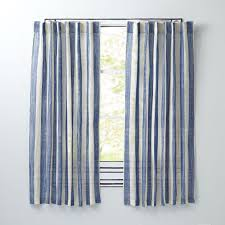 light blue striped curtains shop line up striped linen curtains blue these striped curtain