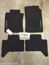 floor mats for toyota toyota tacoma floor mats ebay
