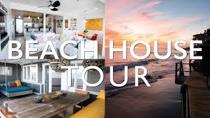 Beach Home by Beach House Tour Youtube