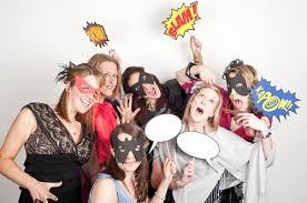 Superhero Photo Booth Merry Brides U2014 Superhero Wedding Inspiration For Comic Loving