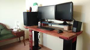 Diy Easy Desk Diy Computer Desk Album On Imgur
