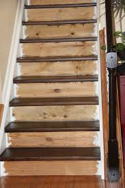 interiors design marvelous stair treads and riser kits retrofit