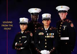 marines dress blues