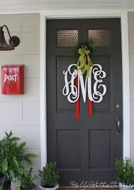 12 festive front door ideas the new home ec books worth