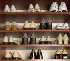 endearing shoe rack organizer closet ideas and for top shelf