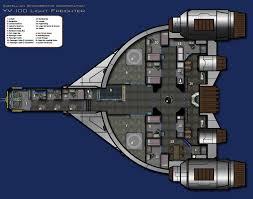 spaceship floor plan yv 100 rpg pinterest rpg star and star wars rpg