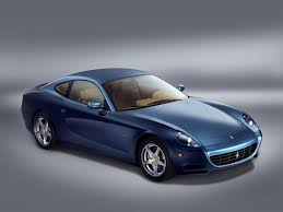 ferrari side ferrari 612 scaglietti blue side and front wallpaper ferrari cars