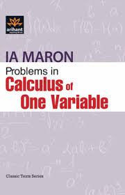 problems in calculus of one variable 1st edition 1st edition buy