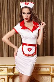 wholesale halloween costume women white nurse costume cosplay