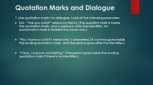 quote punctuation meaning basic punctuation rules commas end marks quotation marks colons