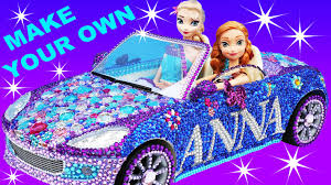 frozen anna car violet cruze makeover make your own elsa car