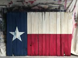 Texaa Flag Rustic Texas Flag Pallet Wood 13 Steps With Pictures