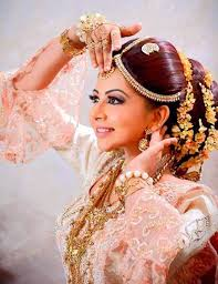 srilankan hairstyle 86 best typical sri lankan wedding bridal photo images on