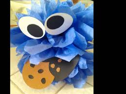 Cookie Monster Baby Shower Decorations Sesame Street Inspired Baby Shower Youtube
