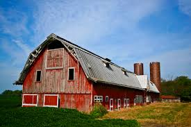 28 red barn old red barn old country barns pinterest