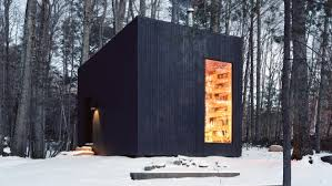 see inside the tiny one room library in the woods today com