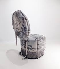 Slipper Chairs Slipper Chair In Aluminum By Mark Brazier Jones For Sale At Pamono