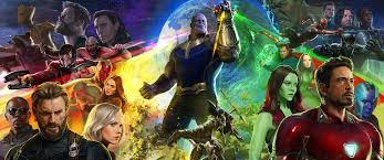 marvel avengers infinity war poster hd by narutorenegado01 on