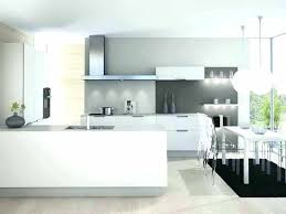 peinture blanche cuisine peinture blanche pour meuble cuisine gris clair et blanc