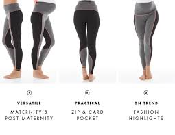 maternity activewear enji activewear maternity post maternity fertile mind