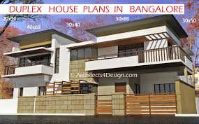 Duplex Building by Duplex House Plans In Bangalore On 20x30 30x40 40x60 50x80 G 1 G 2