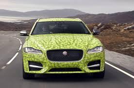 2017 jaguar xf sportbrake rear to get f type inspired lights autocar