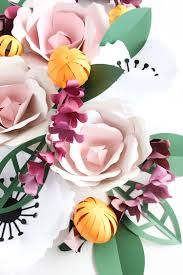 leaf shaped writing paper giant paper flowers free silhouette cut files giant paper flowers free cut files
