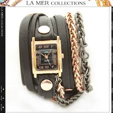 leather wrap bracelet watches images Bracelet watch for mens the best of 2018 jpg