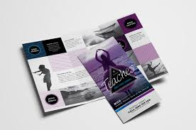 tri fold brochure ai template free church templates photoshop psd illustrator ai brandpacks