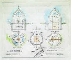 Earth Homes Plans Remembering Bawa Archdaily Plan Of Jayawardena House Mirissa Image