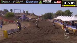 ama motocross tv ama motocross hangtown rd1 450 main event 2017 youtube