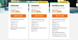 Unlimited Business Email Godaddy by Should You Use Godaddy To Build Your Company U0027s Website Custom