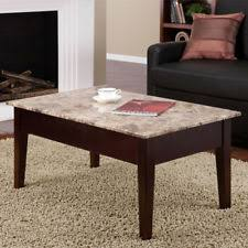 Marble Living Room Tables Marble Coffee Table Ebay