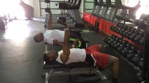 nfl combine training shoulder stability bottoms up dumbbell
