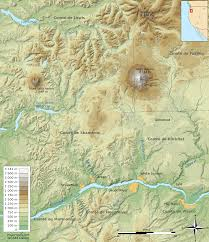 Washington State Topographic Map by File Mount Adams Region Topographic Map Fr Svg Wikimedia Commons