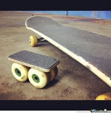 Skateboard Meme - my new skateboard haters gonna hate by misterclay meme center