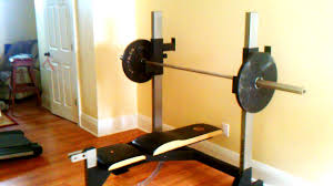 golds gym bench and weights youtube