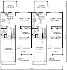 floor 1 house plan pinterest duplex floor plans duplex