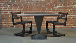 Modern Cafe Furniture by Cafe Table Vintage Industrial Furniture
