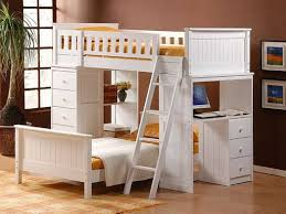 bedroom twin over full mahogany wood bunk bed with sleigh drawers