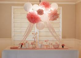 ideas for baby shower decorations cheap baby shower decorations for a girl baby shower13 baby