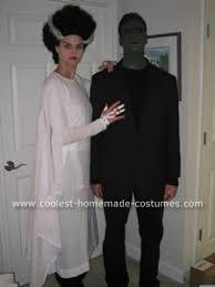 Bride Frankenstein Halloween Costume Ideas Coolest Frankenstein Costume Frankenstein Costume Frankenstein