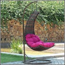 wicker hanging chair outdoor chair home furniture ideas