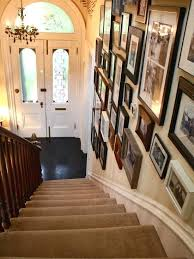 Ideas To Decorate Staircase Wall 50 Best Staircase Wall Decorating Ideas Images On Pinterest